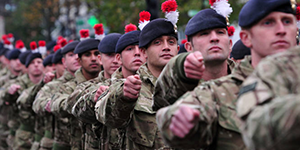 UK MILITARY SERVIES