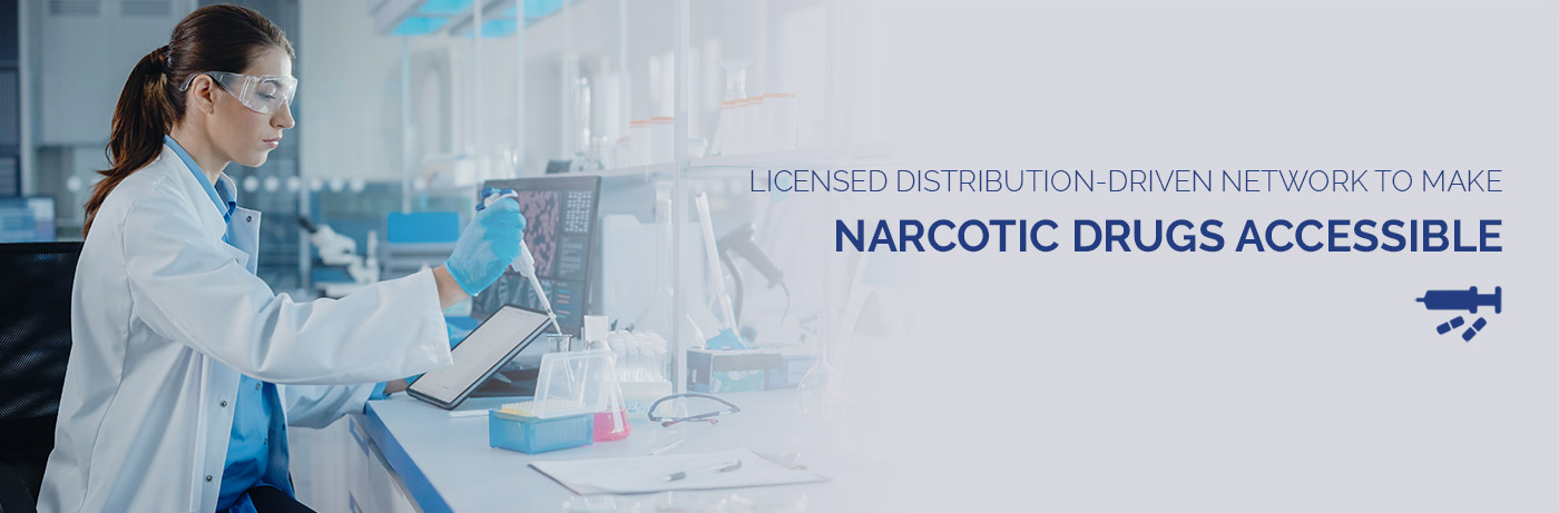 Sandor narcotic drugs accessible